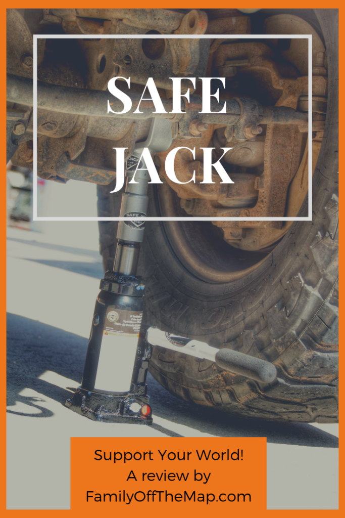 Safe Jack - Support your World
